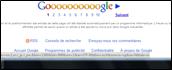 RSS d'une recherche Google