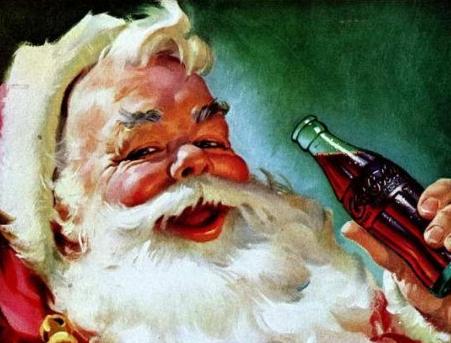 Image Pere Noel Coca Cola.Pere Noel Coca Cola Nadeau Bellavance