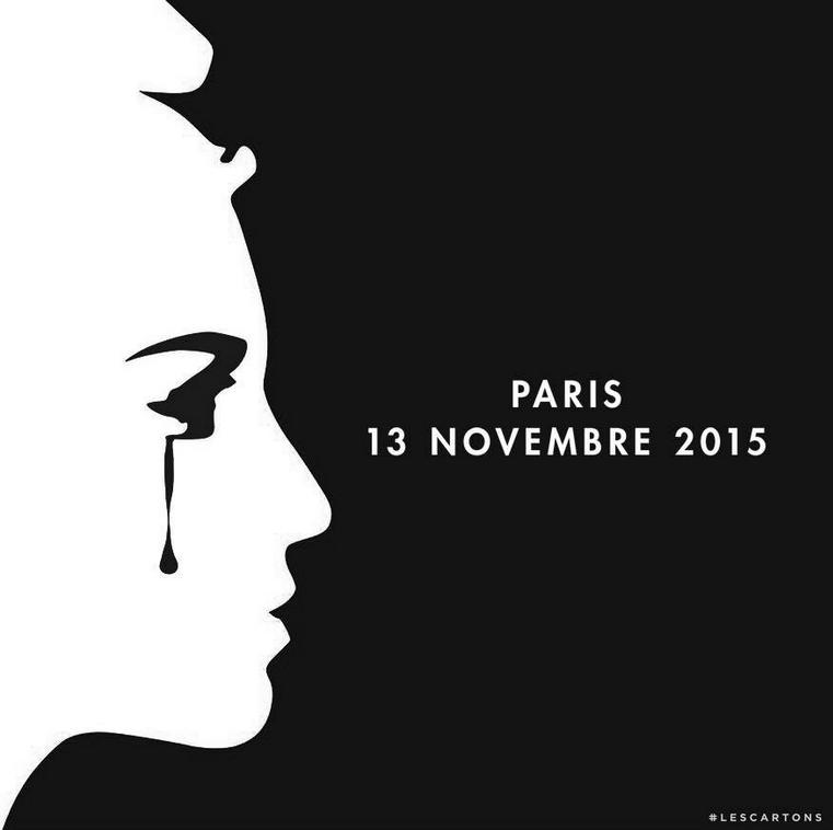Paris 13 novembere 2015