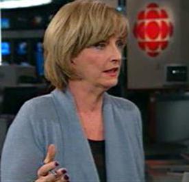 Anne-Marie Dussault journaliste