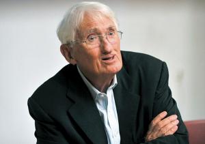 Jürgen Habermas / Source: Le Devoir
