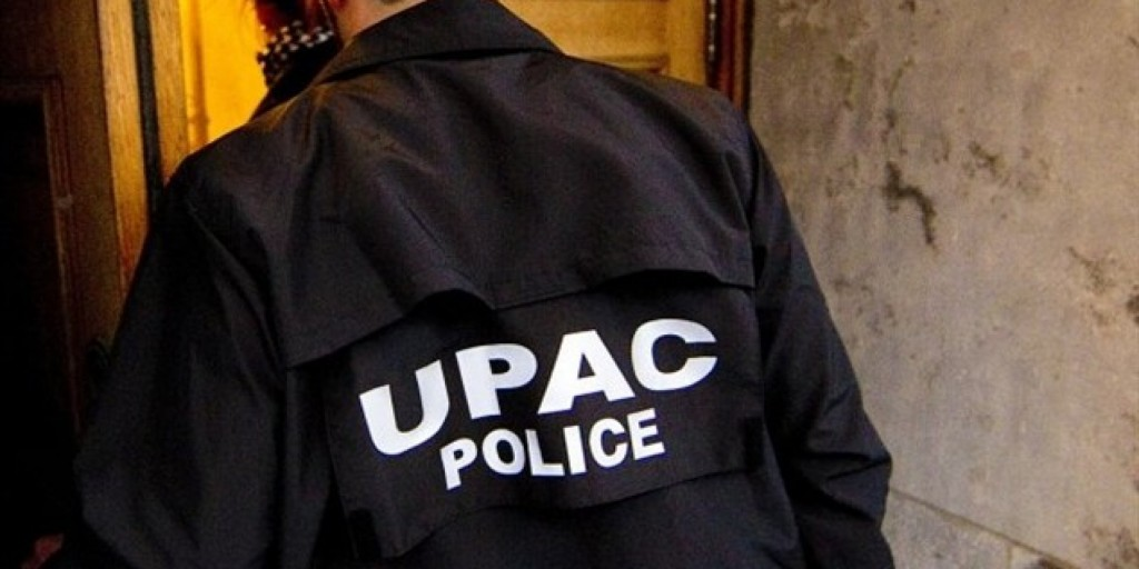 UPAC-police