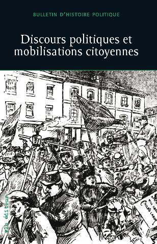 Discours politique et mobilisation citoyenne
