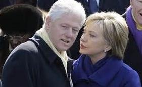 Bill et Hillary