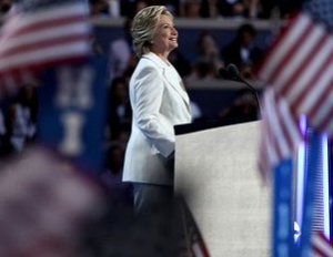 Discours Hillary